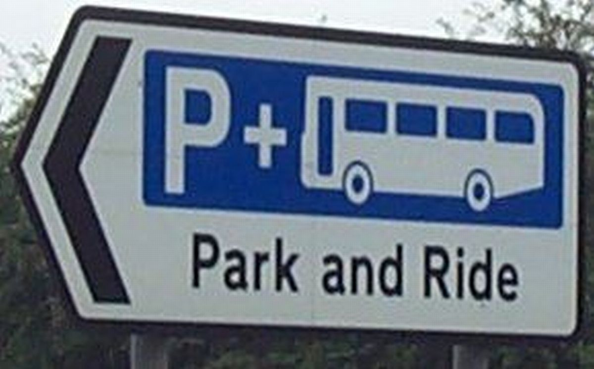 WebberBus axed from Taunton park-and-ride duties