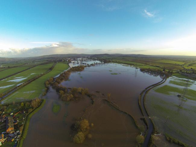 STORM ANGUS: Flooding issues across Devon