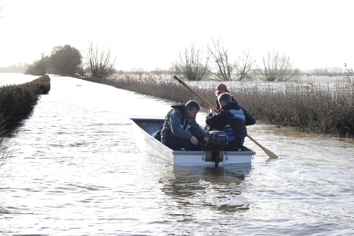 Somerset Levels dredged 'as soon as possible, says PM David Cameron