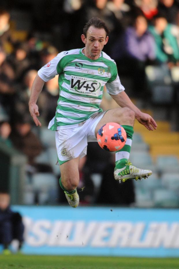 Somerset County Gazette: SkyBet Championship: Yeovil Town 1, Doncaster Rovers 0