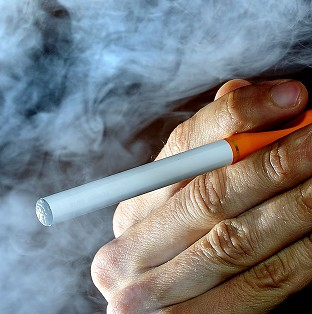 The coalition plans to introduce new legislation to ban under-18s from buying electronic cigarettes
