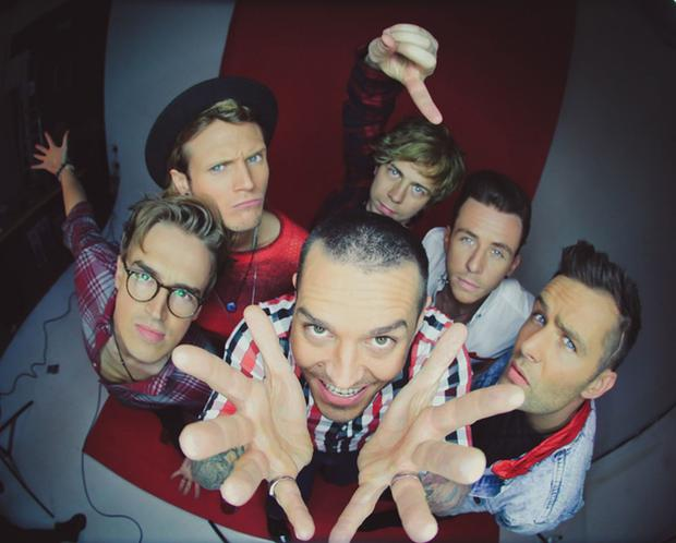 MCBUSTED – McFly + Busted – are playing Weston Beach in June.