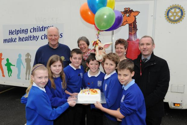 Somerset County Gazette: VIDEO: Life Education centre celebrates tenth anniversary