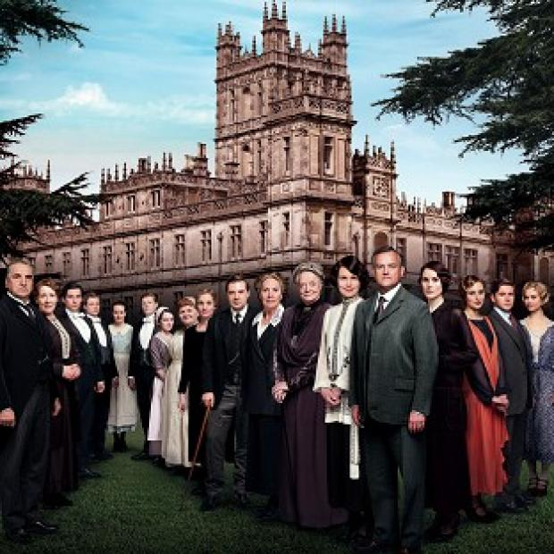 Somerset County Gazette: Downton Abbey is a hit with Tory TV viewers, researchers say (ITV/PA)