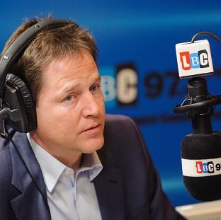 Somerset County Gazette:  Nick Clegg says Lib Dem ministers will not be in Sochi because of anti-gay laws