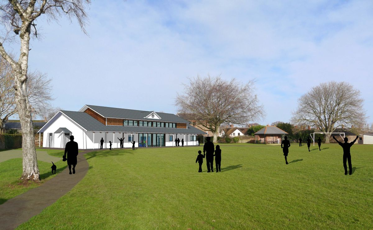 AN ARTIST'S impression of the development. PHOTO: Submitted.