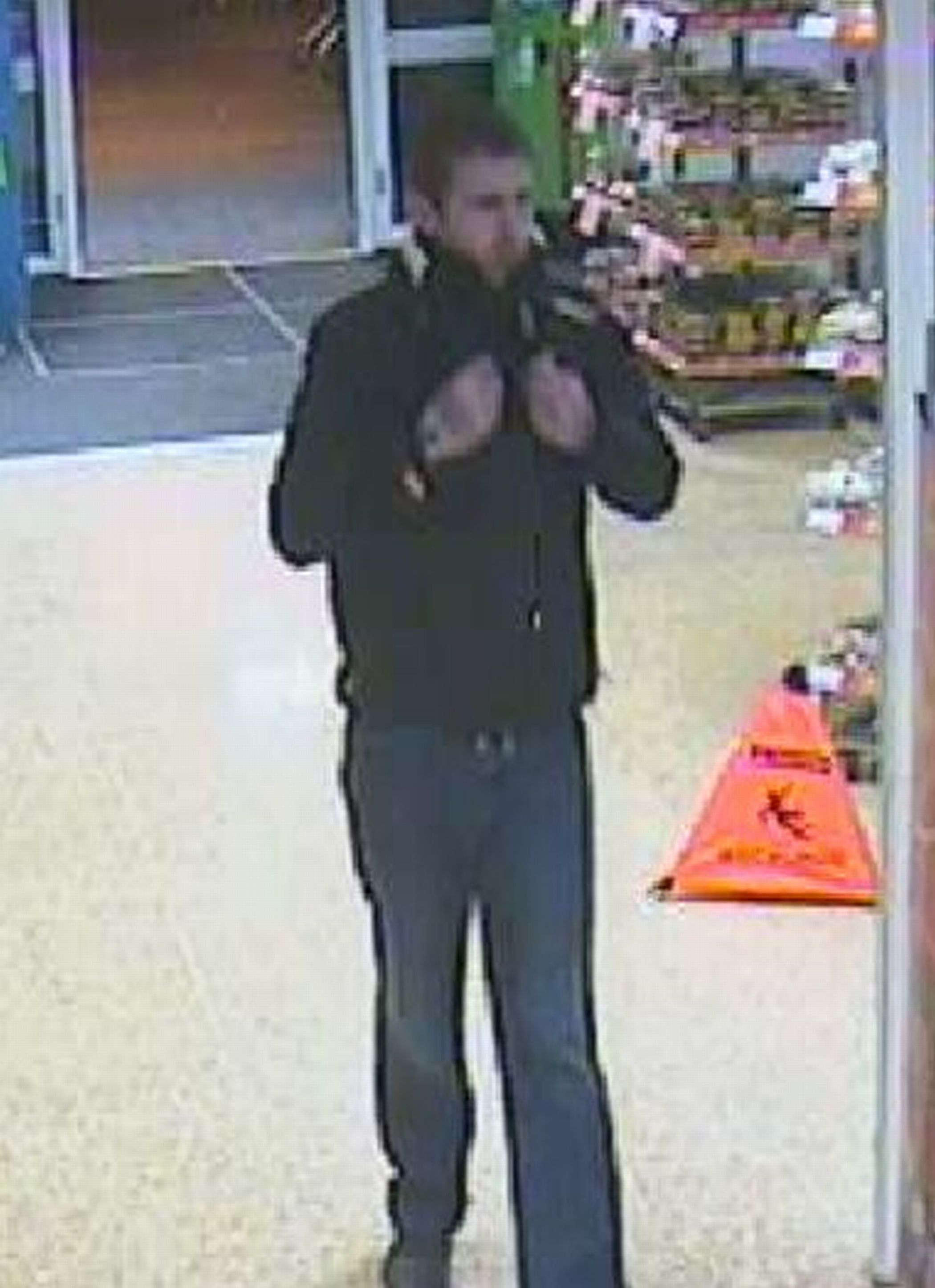 Police appeal after man steals three TVs from Asda in Taunton
