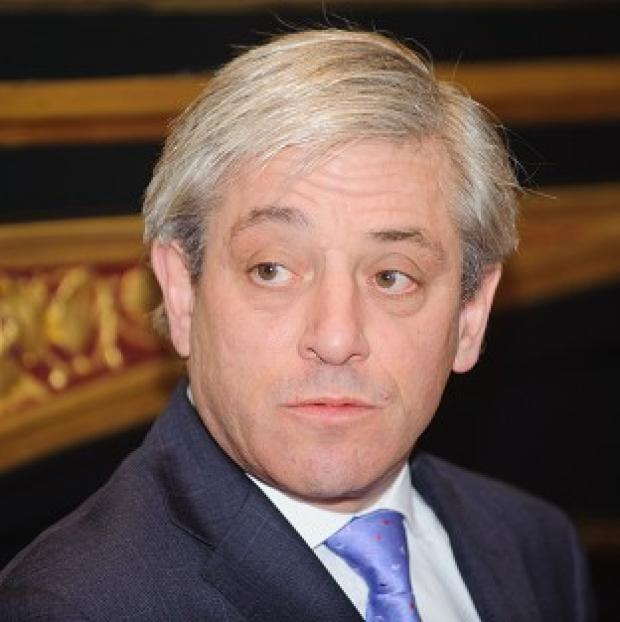 Somerset County Gazette: Speaker John Bercow has long called for reform of prime minister's questions for the sake of improving parliament's public image and has been strident in chastising offending MPs