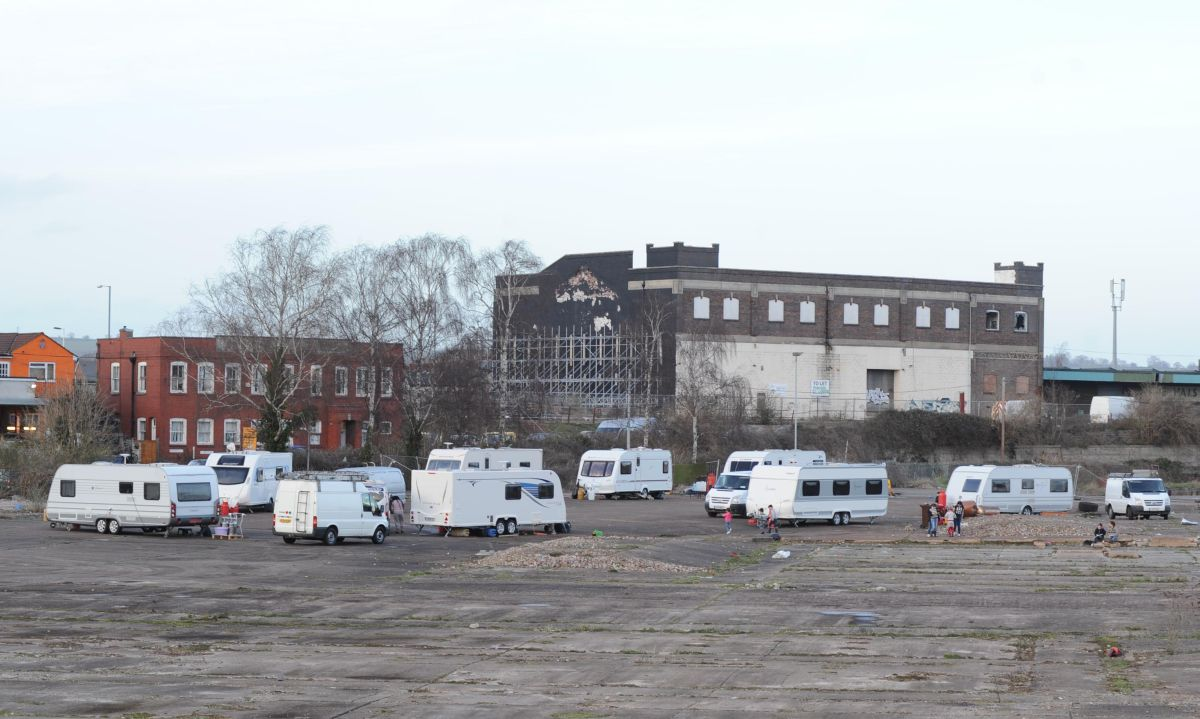 Taunton hotelier slams council after travellers remain on Firepool