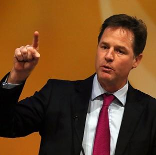 Somerset County Gazette: Nick Clegg called on Russia to enter into 'civilised dialogue' about Ukraine