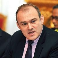 Somerset County Gazette: Ed Davey says the Government is acting to bring in Quick Response (QR) codes because suppliers had been dragging their feet over introducing them voluntarily
