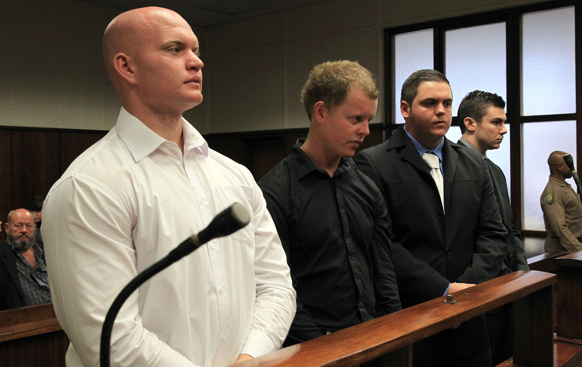 Trial of alleged killers of Marine Brett Williams adjourned