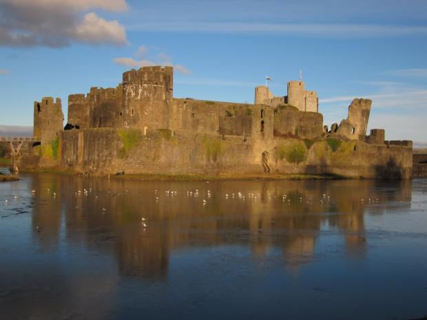 – the largest castle in Wales – is among the stops on the Easter Monday day trip.