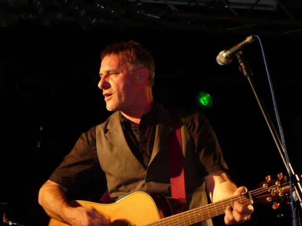 STEVE Harley. PHOTO: Karlheinz Beck.