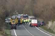 A358 Traffic Accident