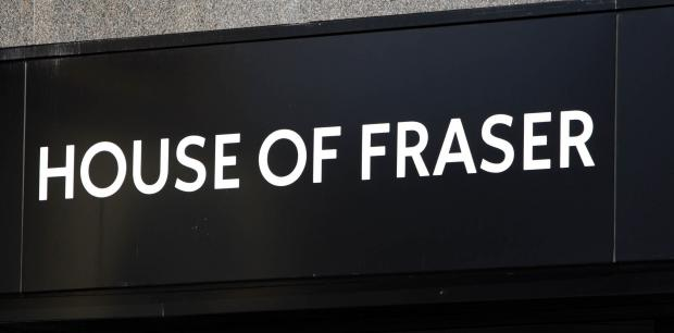 Somerset County Gazette: House of Fraser could double its number of stores