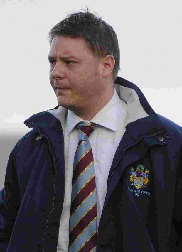 Somerset County Gazette: Leigh Robinson reappointed Taunton Town manager for 2014/15 season
