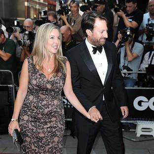 Victoria Coren Mitchell, pictured with her husband David, pulled off a major poker win