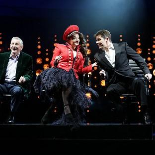 Somerset County Gazette: The X Factor musical I Can't Sing!, featuring Nigel Harman as Simon Cowell, Ashley Knight as Louis Walsh and Victoria Elliott as Jordy, is to close just six weeks and three days after opening