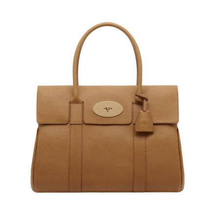 Mulberry donate £1,100 bag to Little Acorns Pre-School raffle