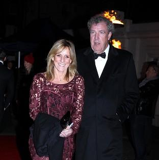 Somerset County Gazette: Frances Clarkson has reportedly filed for divorce from the 54-year-old Top Gear star Jeremy