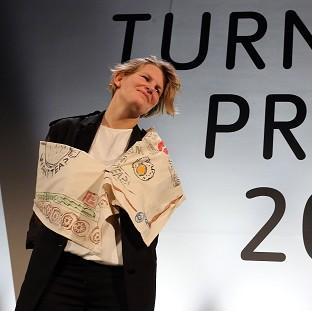 Laure Prouvost was the winner of last year's Turner Prize