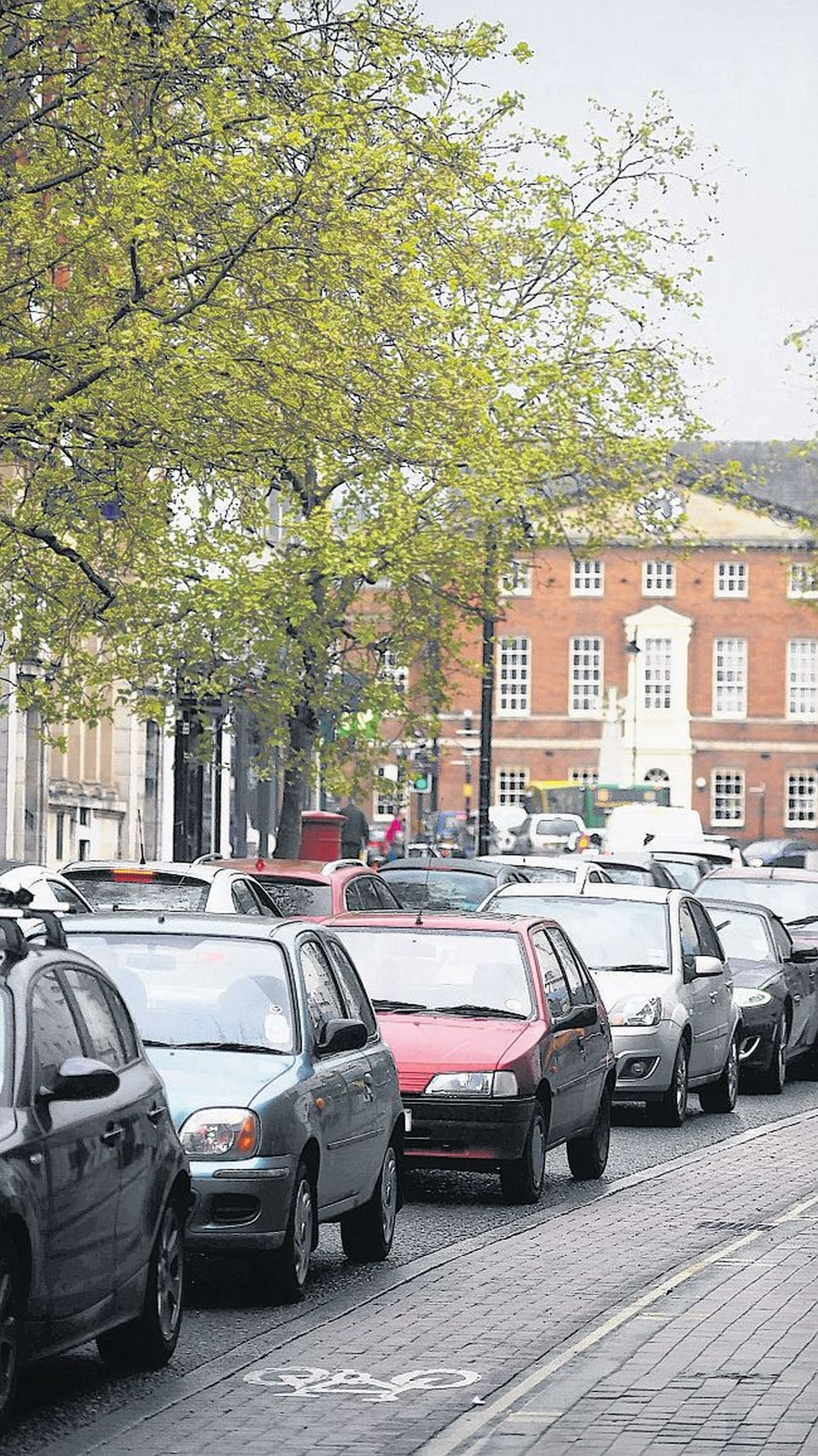 Disruption and anger at traffic gridlock in Taunton