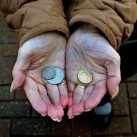 Somerset County Gazette: The Scottish Government said for men in Glasgow, where life expectancy is lowest, they could receive �50,000 less in pension payments than a man in Harrow, where life expectancy is highest