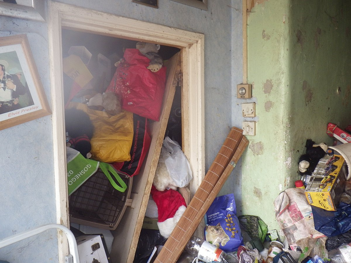 Hoarders putting themselves at risk, Devon and Somerset Fire and Rescue Service warns