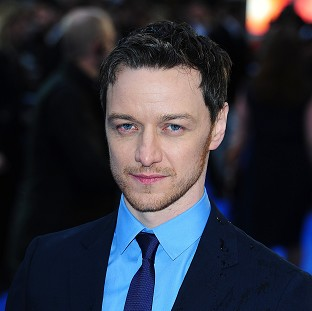 James McAvoy plays a young New Yorker in The Disappearance of Eleanor Rigby