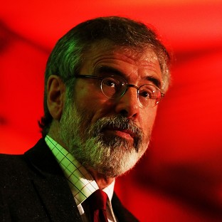 The arrest of Sinn Fein leader Gerry Adams has not affected the party's standing in the polls, it is claimed