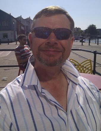 STEVE Warren from Bridgwater is among the Britons missing. PHOTO: Royal Yachting Association.