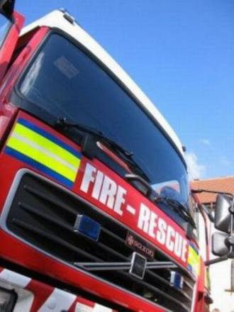 Fire at a property on The Parks in Minehead 'deliberate'