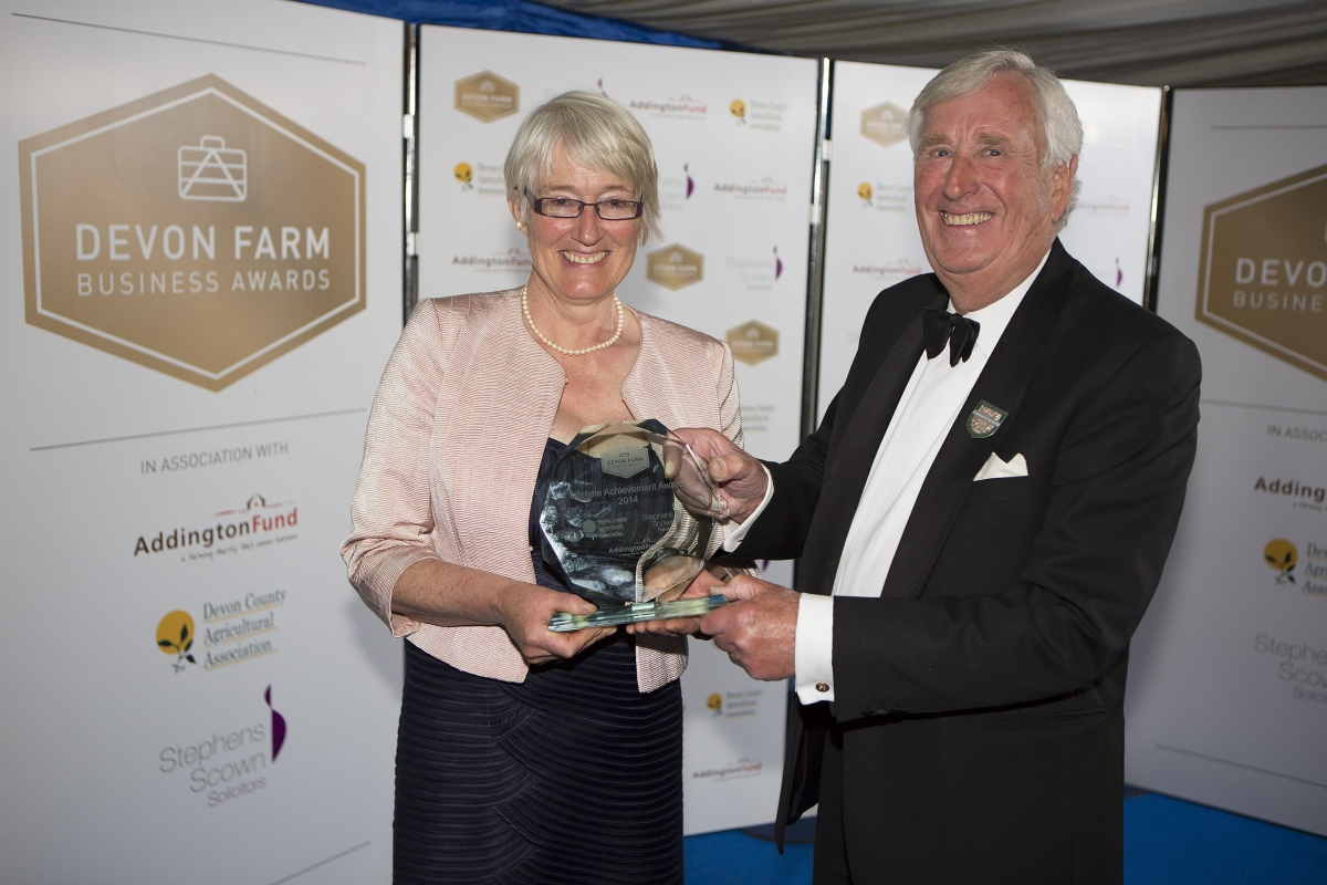 Youth to the fore in Devon Farm Business Awards