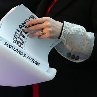 The Scottish Government indicated in its White Paper on independence that it plans to adopt different immigration policies to thos