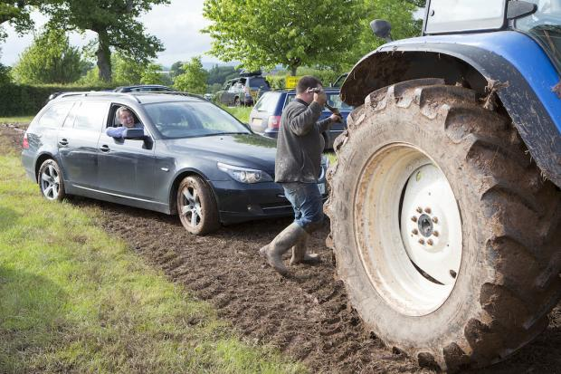 Organisers of Devon county show ask for breathing space following cancellation of event