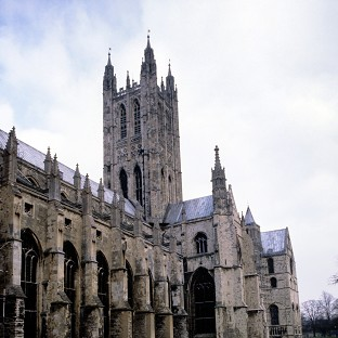 Canterbury Cathedral has been awarded �11.9 million by the Heritage Lottery Fund.
