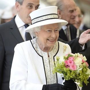 Somerset County Gazette: The Queen is in Paris on a state visit.