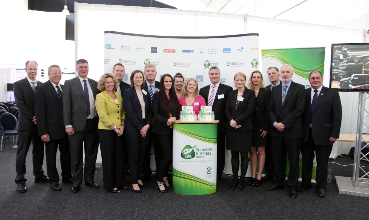 Enter the 2014 Somerset Business Awards
