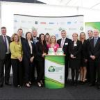 Somerset County Gazette: Sponsors and organisers launch the awards at the Somerset in Business Conference.