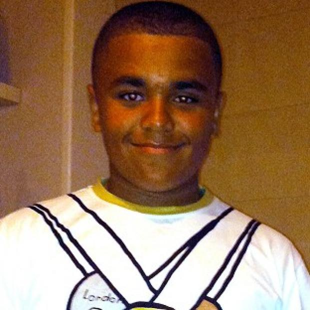 Somerset County Gazette: Rio Andrew, 15, died after falling ill at an illegal rave in Croydon