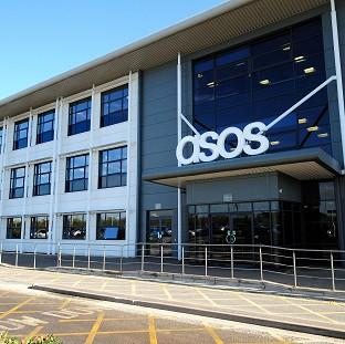 The Asos warehouse in Barnsley has been badly damaged in a fire