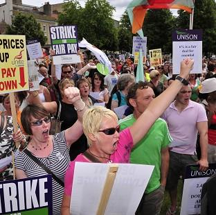 Somerset County Gazette: Trade unions are balloting workers on strike action