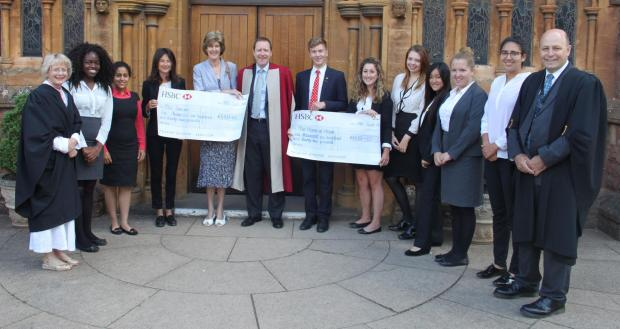 Taunton School students raise £16,000 for good causes