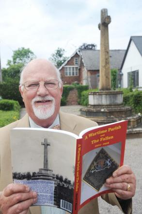 Lives and times of Great War fallen documented in book by Bishops Lydeard author