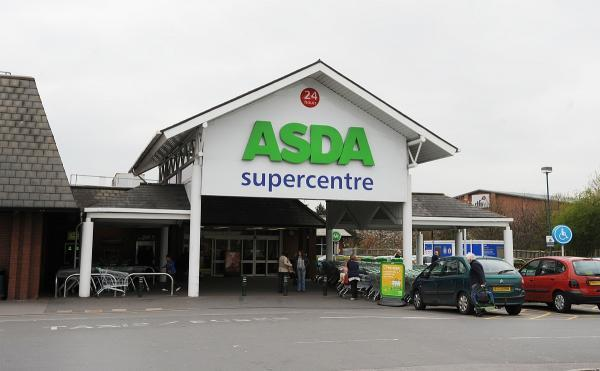 The 24-hour Asda store in Halcon, which was the victim of the most shoplifting offences in the last two years.