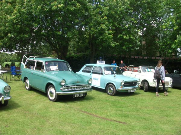 Manor Care Home hosts annual Classic Car Show and Family Fun Day