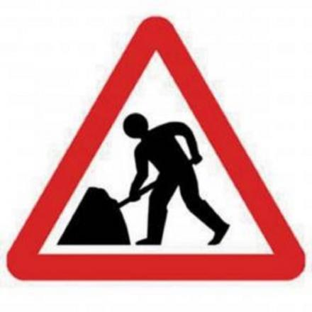 ROADWORKS will take place tonight at 8pm