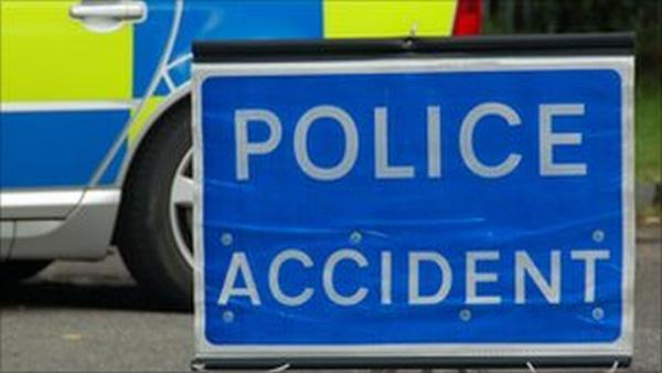 Elderly man taken to Musgrove with head and neck injuries after Rumwell crash