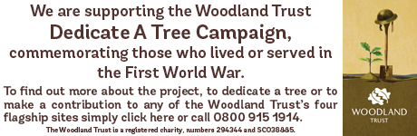 Somerset County Gazette: Woodland Trust